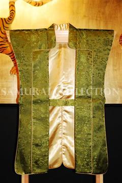 甲冑 サムライコレクション 森氏家紋入り(鶴丸紋)陣羽織 0028