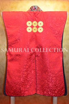 甲冑 サムライコレクション 陣羽織 0041