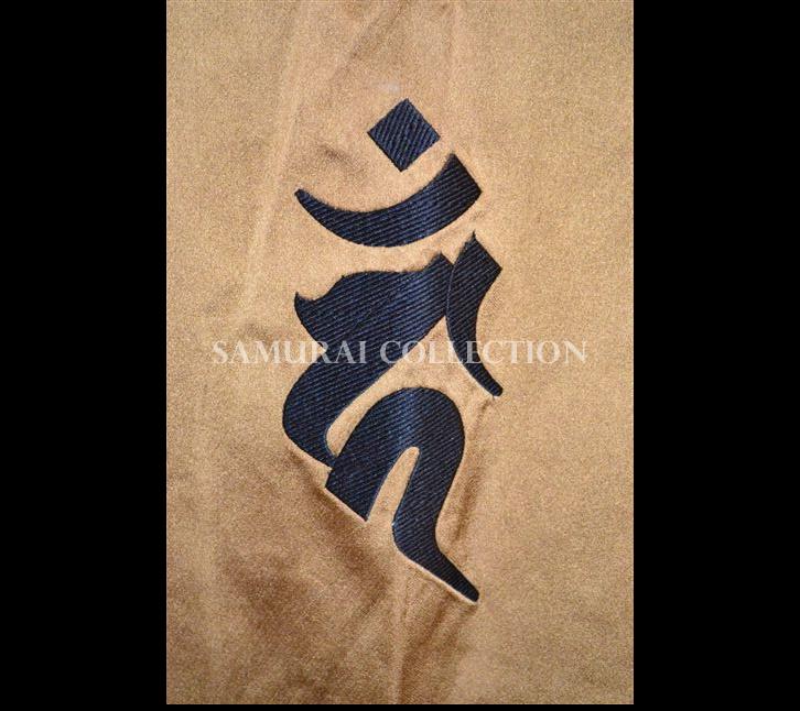 梵字刺繍 ロングタイプ陣羽織 カーン 0053