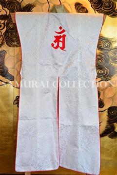 甲冑 サムライコレクション 梵字刺繍 ロングタイプ陣羽織 アン 0057