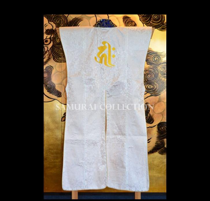 梵字刺繍 ロングタイプ陣羽織 キリーク 0058
