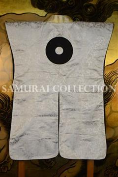 甲冑 鎧 兜 加藤氏 蛇の目紋陣羽織 0064